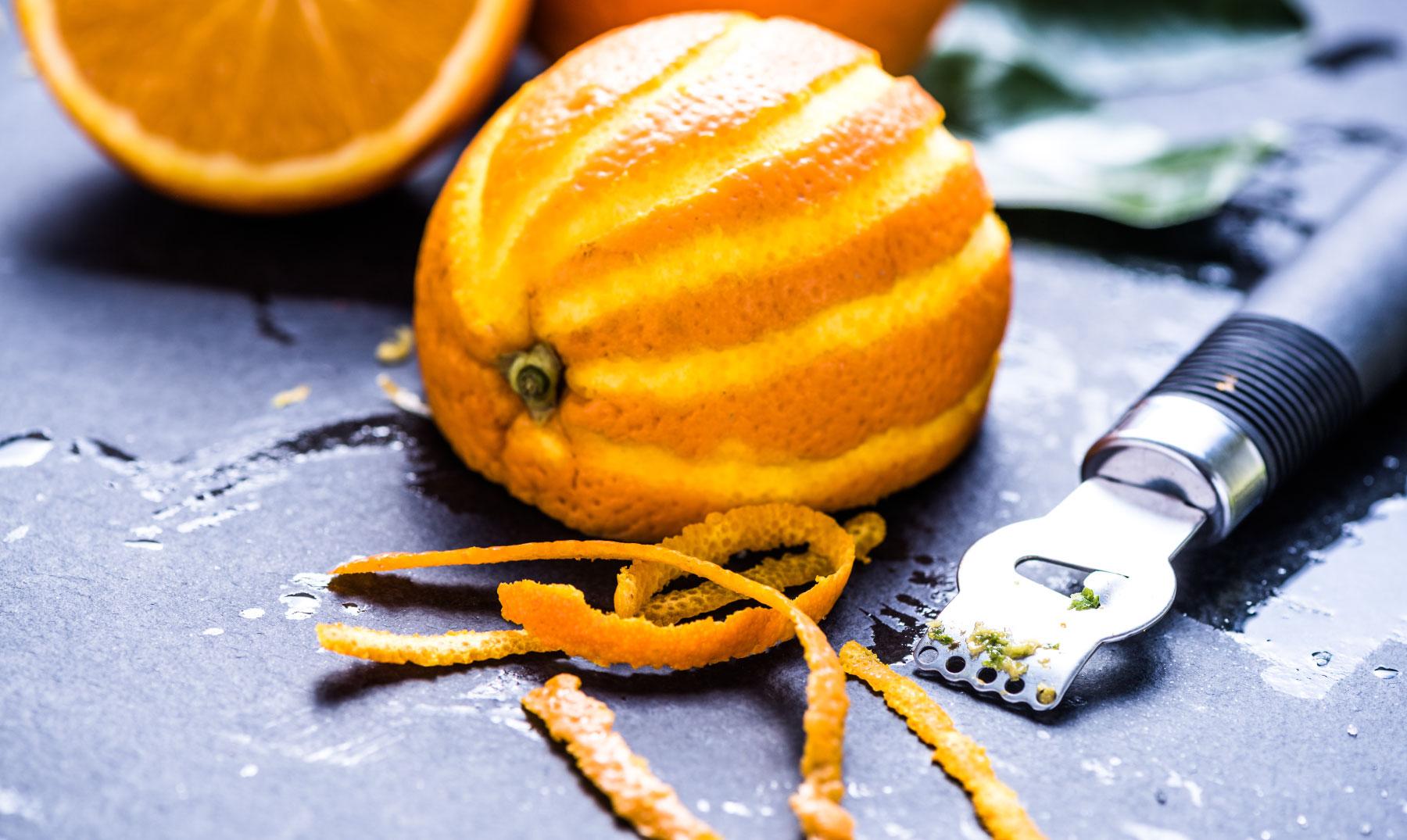 Cáscara de naranja para bajar de peso: He aquí por qué puede usar la corteza de naranja para quemar grasa