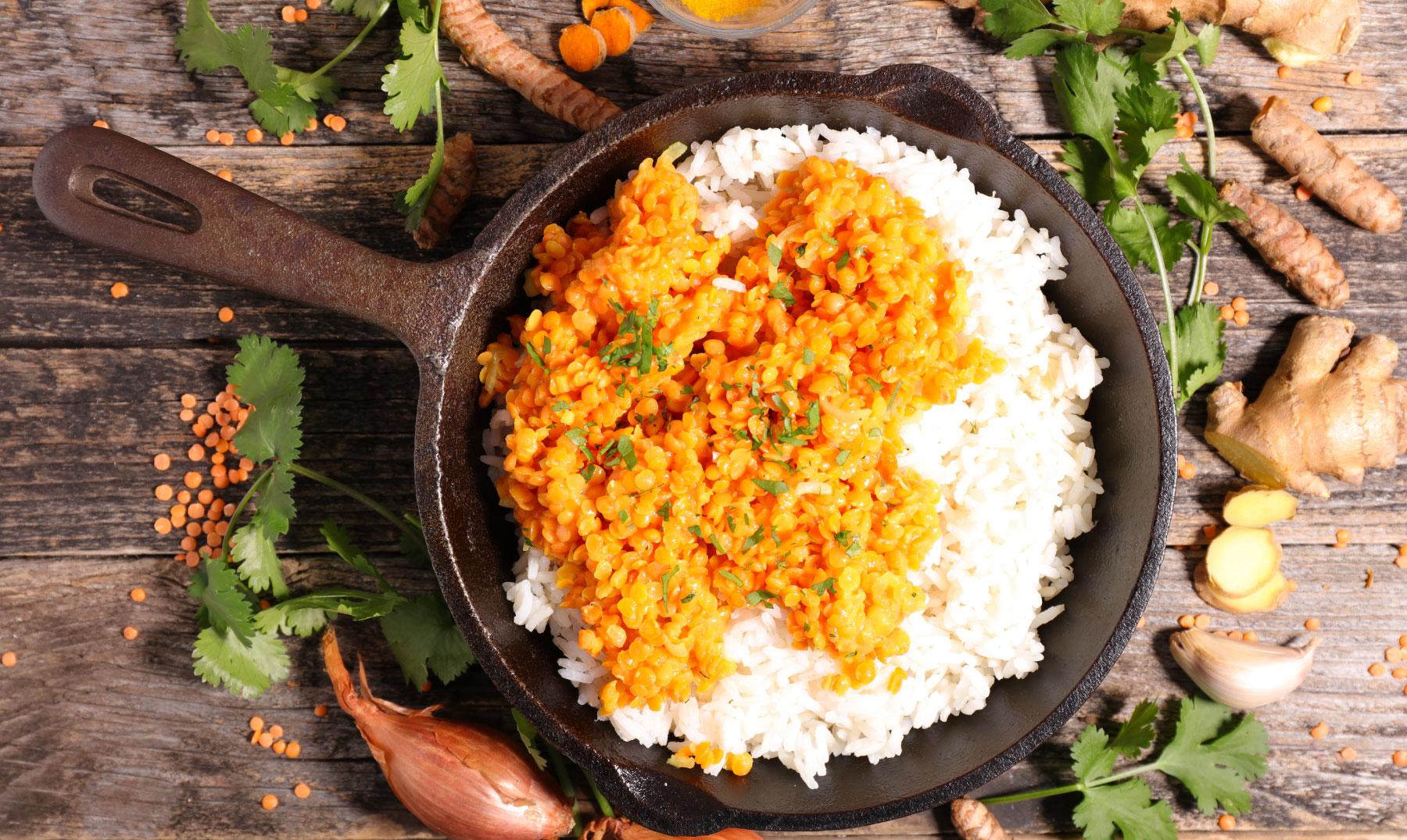 arroz fácil y rápido