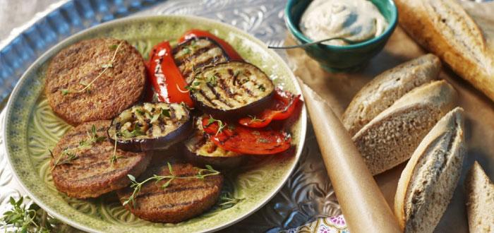 maneras de asar verduras mixtas