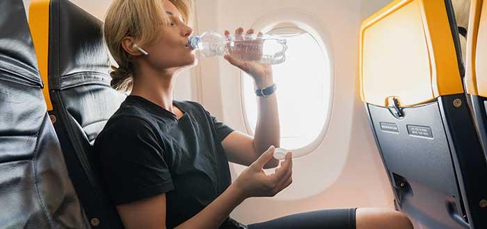 Cómo evitar el jet lag | Cuida tu alimentación