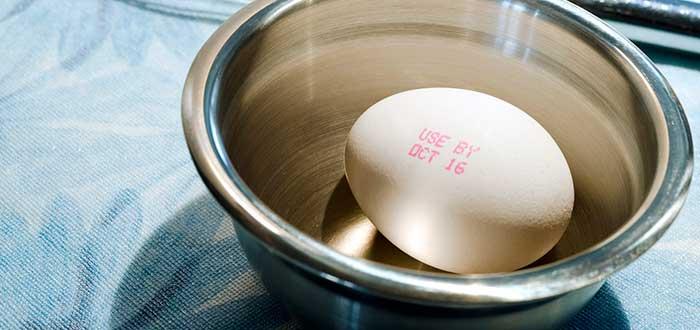 Cómo saber si un huevo está en buen estado | Fecha de caducidad