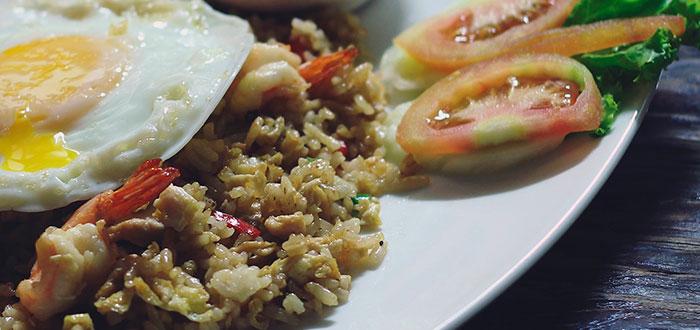 arroz fácil