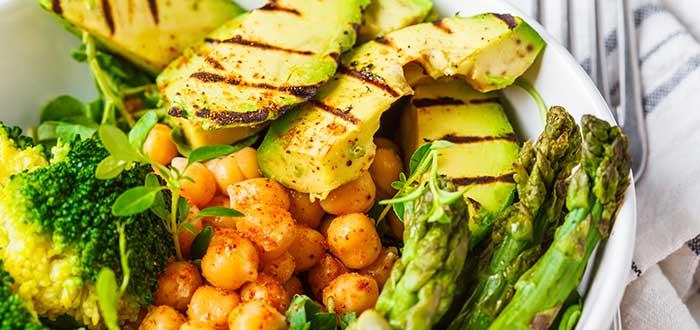 Cómo reemplazar las proteínas de la carne   Frutas y verduras