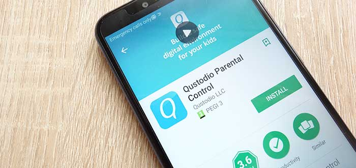 apps control parental