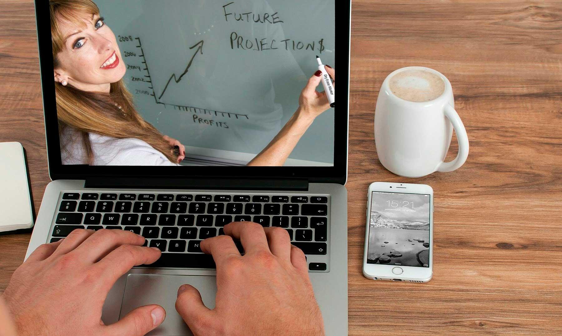 prestar atención en clase virtual