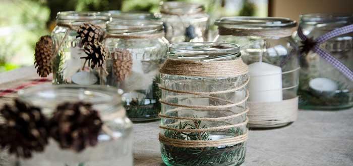 ideas para reciclar en el hogar